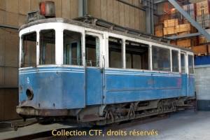 20.07.2010 - Le tram 9 avant sa restauration