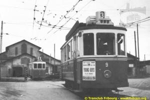 Années 1960, à Pérolles-Charmettes. (coll. TF, DR)