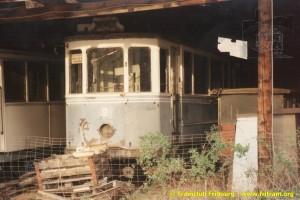 Mars 1994 - Lors d'une visite à Lamastre (Coll. CTF)