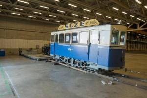 Cette immense halle... non ce n'est pas le futur musée du tram !