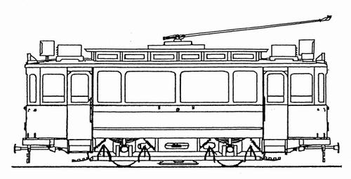 Schéma des voitures 9 à 13