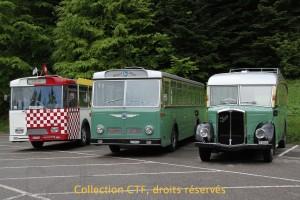 24.05.2014 - 3 bus historique à Moléson-Village