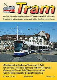 Magazine tram