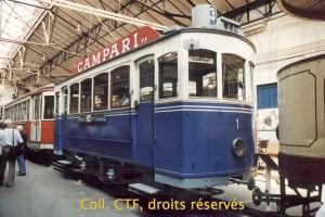 Août 1995 - Exposée sur le site AMTUIR de St-Mandé