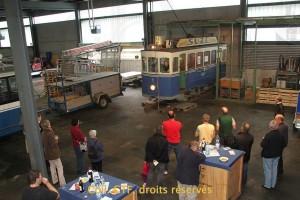26.08.2014 - Petite fête d'inauguration du tram 1