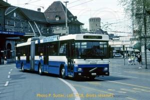 Bimode 106 au début des années 1990  (Photo P. Sutter, coll. TCB, DR)
