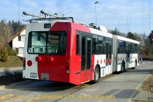 31.01.2001 - Le bimode 505, premier aux couleurs TPF (photo T. Portmann, DR)