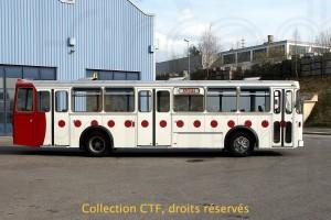 29.03.2003 - Vue type de l'autobus Volvo-Hess B58 ex-TF (photo TP)