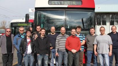 Le club du tramway