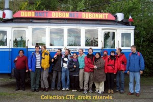 07.05.2005 - Le tram ex-TF 5 à Lille