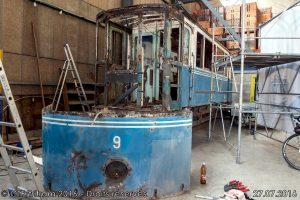Tram 9 : la rénovation débute concrètement